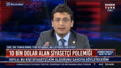 CHP'li vekil Yunus Emre'den Sedat Peker konusunda iktidara 14 zor soru