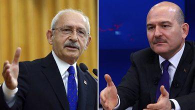 CHP lideri Kılıçdaroğlu'ndan Süleyman Soylu'ya 10 kuruşluk dava