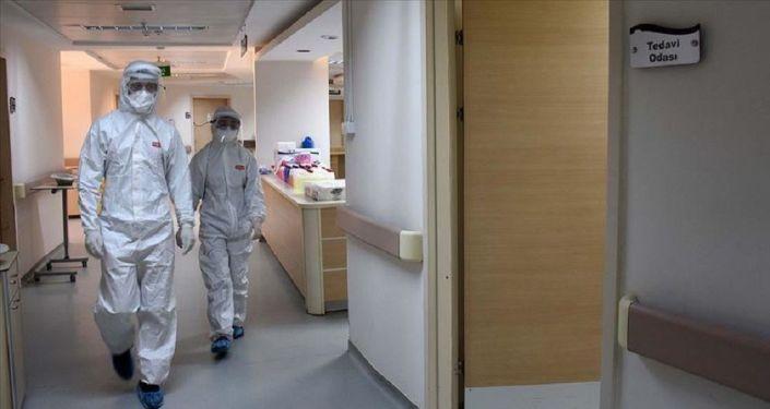 Cide Devlet hastanesinde çalışan danışma görevlisinde İngiltere varyantı tespit edildi