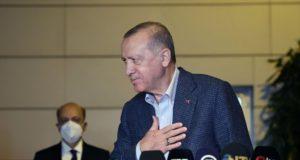 Cumhurbaşkanı Erdoğan: Başbakanlığım döneminde Emek ve Dayanışma Günü olarak 1 Mayıs'ı biz ilan ettik