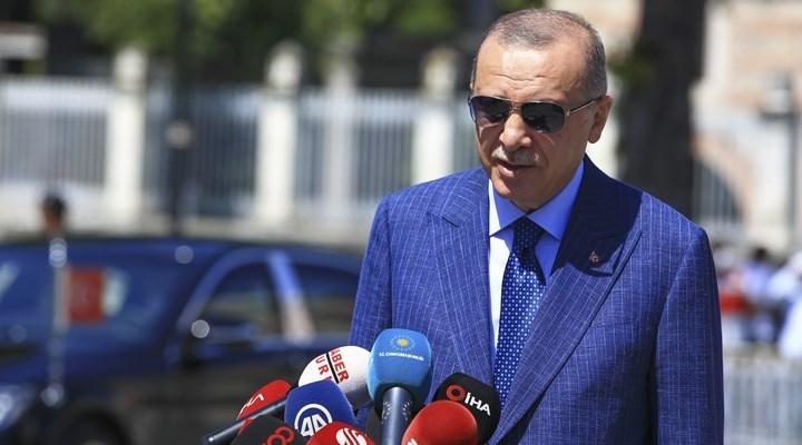Cumhurbaşkanı Erdoğan'dan Mısır'la normalleşme ve yeni anayasa açıklaması