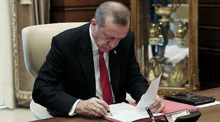 Cumhurbaşkanı Erdoğan imzaladı: Ticaret Bakan Yardımcısı görevden alındı