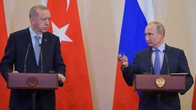 Cumhurbaşkanı Erdoğan ,Putin'le görüştü: Gündem Filistin ve aşı