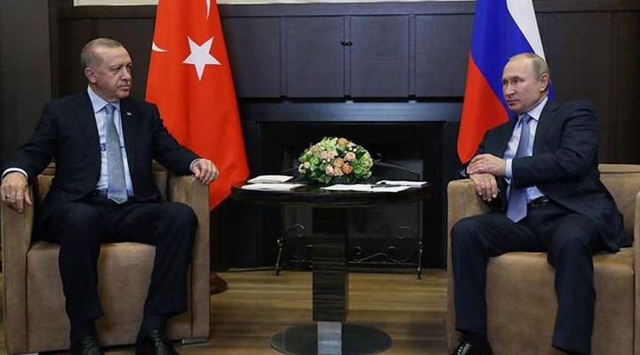 Cumhurbaşkanı Erdoğan, Rusya Devlet Başkanı Putin ile aşı tedarikini görüştü