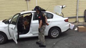 'Erzak dağıtıyoruz' yalanıyla uyuşturucu servisi