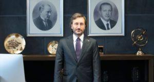 Fahrettin Altun'dan 15 Temmuz paylaşımı: Görüyoruz ki mücadele devam ediyor
