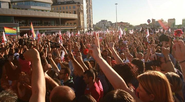 Gezi Davası'nı birleştirme kararına sosyal medyadan yanıt gecikmedi: #GeziBirleştirir