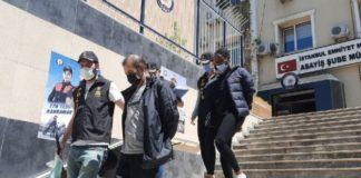 Hırsızlığa azmettiren Ugandalı, sahte polisler Türk çıktı