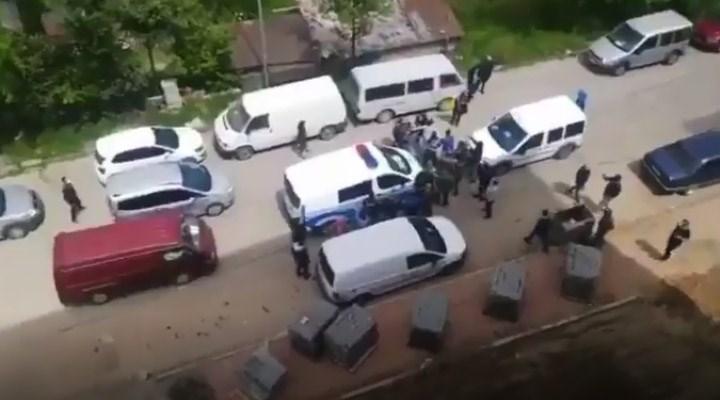 Hopa'da 1 Mayıs'ı kutlamalarına polis müdahalesi: 35 gözaltı