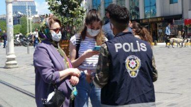 İçişleri Bakanlığı:Kısıtlamaya uymayan 79 bin 186 kişiye işlem yapıldı