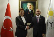 İddia: İYİ Parti, Kılıçdaroğlu'nun cumhurbaşkanı adaylığına sıcak bakıyor