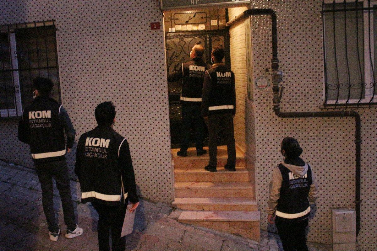 İstanbul merkezli 7 ilde FETÖ operasyonU: Çok sayıda gözaltı