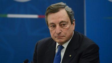 İtalya Başbakanı Draghi,115 bin euro olan maaşından feragat etti