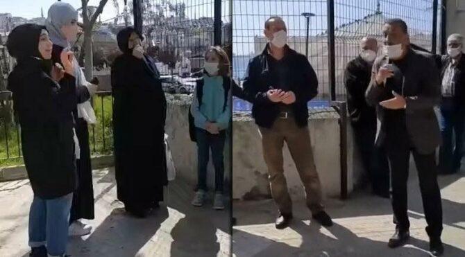 'Kadınlar camiye giremez' tartışmasına Ali Erbaş'tan açıklama
