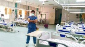 Kadirli Devlet hastanesi corona yoğun bakımında hiç hasta kalmadı
