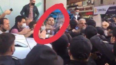 'Kalabalığı Provake' ettiği iddia edilen AKP'li başkanın görüntüleri ortaya çıktı