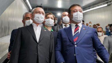 Kılıçdaroğlu'ndan İmamoğlu'na: inandığın yolda devam et Sayın Başkan