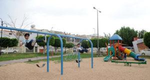 Kocaeli'de tam kapanmatedbirleri kapsamında çocuk oyun parkları kapatıldı