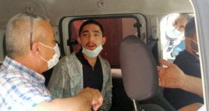Konya'da 8 aylık hamile eşini öldüren Ramazan Menek yakalandı