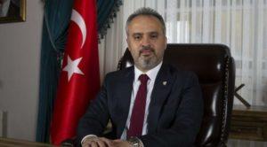 Koronavirüs tedavisi gören Bursa Büyükşehir Belediye Başkanı Aktaş taburcu oldu