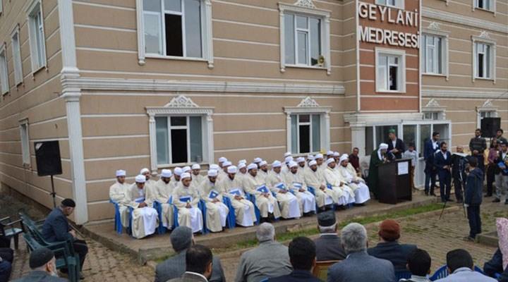 Medreseler 'Kuran kursu' adı altında faaliyetlerine devam ediyor
