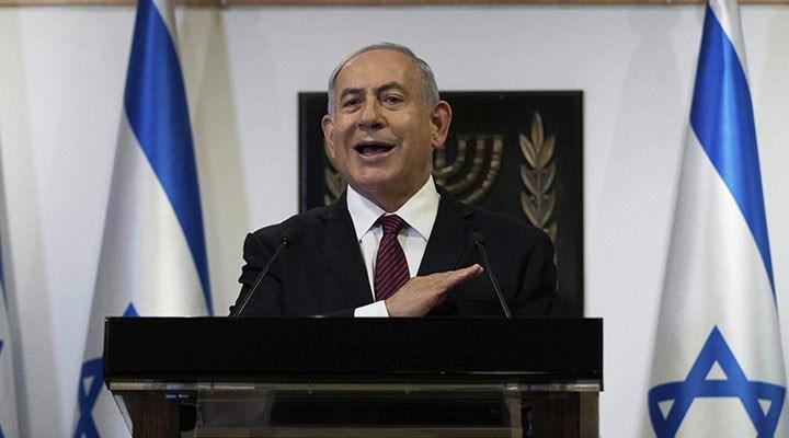 Netanyahu: ABD başta olmak üzere bize büyük bir destek var