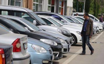 Otomobil satışları Nisan'da yüzde 132 arttı
