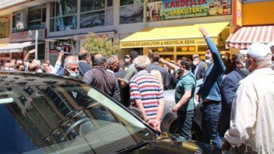 Rize'de Meral Akşener'e sözlü sataşmada bulunup üzerine yürüdüler