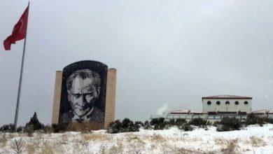 'Rüzgardan zarar gördü' denilerek kaldırılan Atatürk anıtı hâlâ yerine konmadı