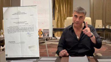 Sedat Peker, yeni belge paylaştı: Sayın savcılar, başka delile ihtiyacınız var mı?