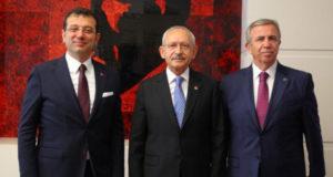 Selvi: Kılıçdaroğlu, İmamoğlu ve Yavaş'ın bir dönem daha belediye başkanlığı yapmasını istiyor