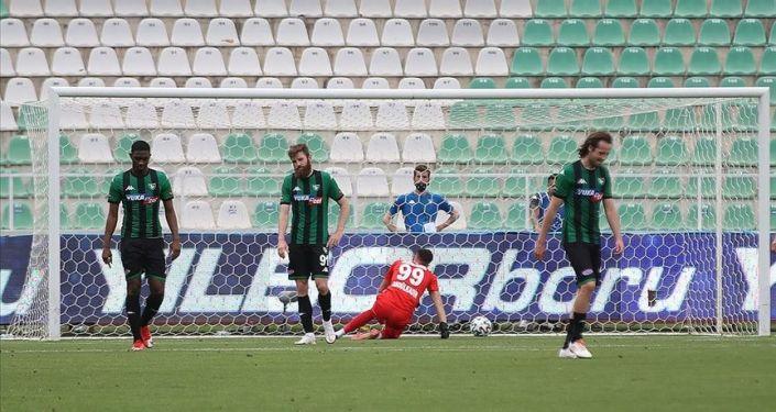 Süper Lig'e de ilk havlu atan takım Denizlispor