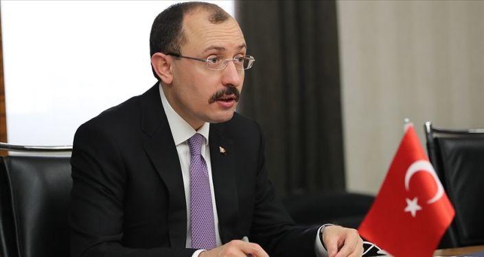 Ticaret Bakanı Muş: Bugüne dek en yüksek miktarlı 'Captagon' cinsi uyuşturucu ele geçirildi