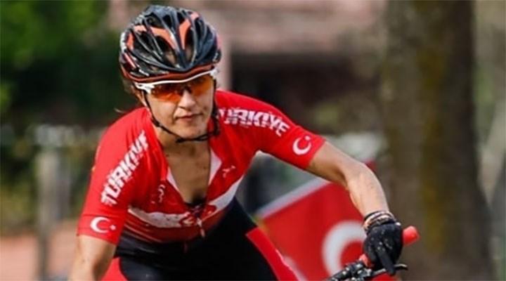 Tokyo Olimpiyatları'na hazırlanan milli bisikletciye maske cezası
