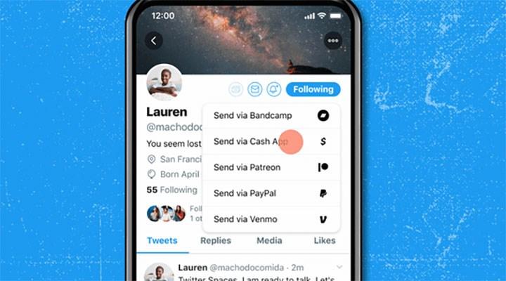 Twitter'a yeni uygulama 'bahşiş kutusu' geliyor