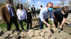 Vali duvar ustası oldu, çıraklığıda tarım müdürü yaptı