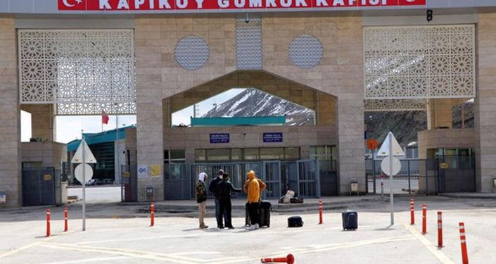 Van'ın İran'a açılan Kapıköy Gümrük Kapısı yeniden açılıyor