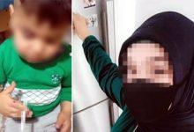 3 yaşındaki oğluna zorla sigara içirip ilaç veren kadın gözaltına alındı