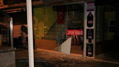 Adana'da kebapçıya kalaşnikofla saldırı düzenlendi
