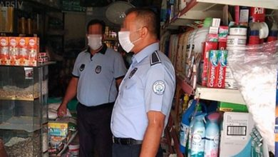 AKP'li Belediyenin zabıtaları, CHP İlçe Başkan Yardımcısının dükkanını bastı