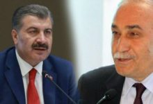 AKP'li Fakıbaba'dan Sağlık Bakanı Fahrettin Koca'ya sitem!