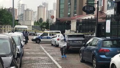 Ataşehirde holding çalışanı kadını başından vurup para dolu çantayla kaçtılar