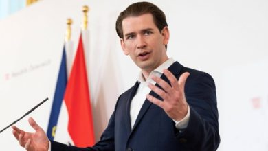 """Avusturya Başbakanı Kurz, """"Türkiye'de insan haklarının durumu dramatik bir hal aldı, buna tolerans gösteremeyiz"""""""