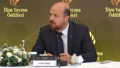 Bilal Erdoğan: İlim Yayma Ödülleri, Türkiye'nin Nobel'idir