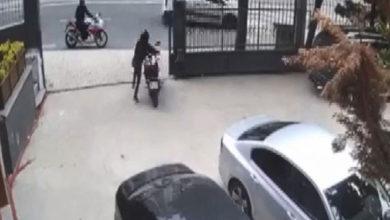 Çaldıkları motosikletle başka bir motosiklet daha çaldılar
