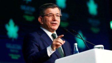 Davutoğlu'ndan Sedat Peker'in Suriye iddialarına yanıt