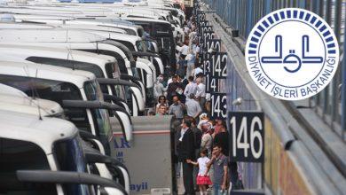 Diyanet'ten otobüslere 'namaz ayarı' açıklaması:Talimat vermedik ricada bulunduk sadece