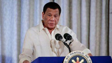 Duterte'den Covid-19'la mücadeledesi: Ya aşı, ya hapis