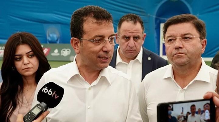 Ekrem İmamoğlu: Erdoğan bana imreniyor, kendilerini İstanbul'a davet ediyorum