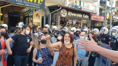 Eskişehir'de Onur Yürüyüşü'ne katılmak isteyen 20 kişiye gözaltı
